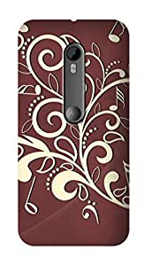 SWAG my CASE PRINTED BACK COVER FOR MOTOROLA MOTO G TURBO EDITION Multicolor