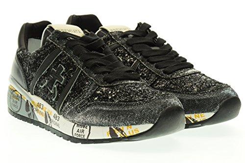 PREMIATA donna sneakers basse DIANE 1809 39 Nero