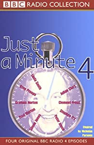 Just a Minute 4 Radio/TV Program