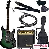 SELDER SPECIAL セルダー エレキギター ストラトキャスタータイプ サクラ楽器オリジナル ST-SPECIAL/IGB 初心者入門7点セット