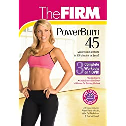 The Firm: Powerburn 45