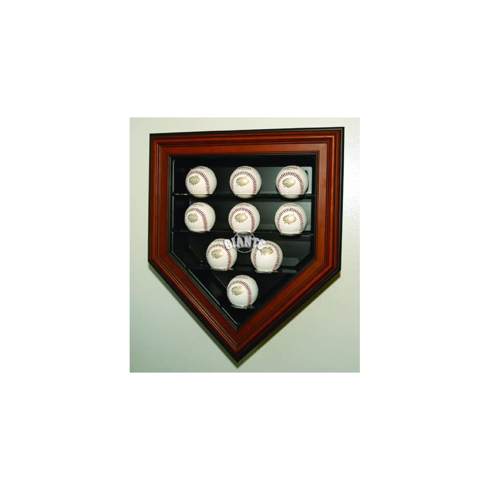 San Francisco Giants Nine Ball Home Plate   Brown