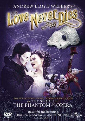Movie - Andrew Lloyd Webber S Love Never Dies [Japan DVD] GNBF-3085