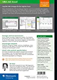Image de VBA mit Excel: Das umfassende Handbuch. Konzepte und Techniken der VBA-Programmierung. Das Standardw