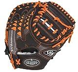 Louisville Slugger FGHDOR5 HD9 Orange Fielding Glove (Catcher), Right Hand Throw