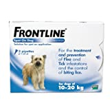 Frontline Spot On 6 pack For Medium Dogs