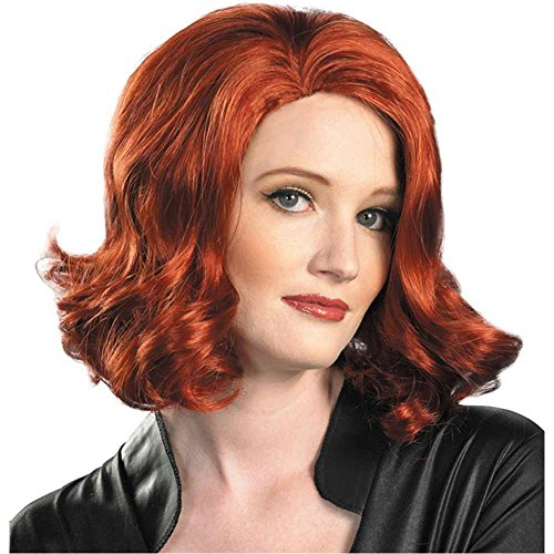 The Avengers: Black Widow Wig