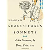 Reading Shakespeare's Sonnets: A New Commentaryby Don Paterson