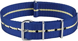 Smart Turnout Royal Horse Artillery Military Nylon Watchstrap (18mm)