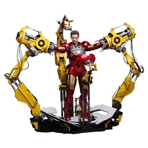 【ムービー・マスターピース】 『アイアンマン2』 1/6スケールフィギュア パワードスーツ装着機 (フィギュア付き)