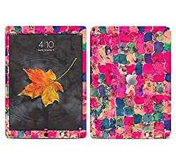 Theskinmantra Patch of colors SKIN/STICKER/VINYL for Apple Ipad Pro Tablet 9 inch