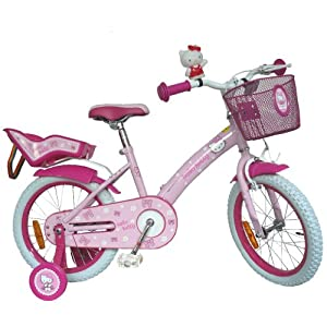 kinderfahrrad 16 zoll shop hello kitty ballet 16 zoll. Black Bedroom Furniture Sets. Home Design Ideas
