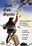 Cover art for  And God Spoke