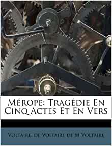 M 233 Rope Trag 233 Die En Cinq Actes Et En Vers French Edition
