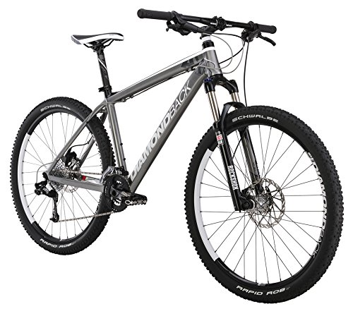 Diamondback Bicycles 2015 Axis Hard Tail Complete Mountain Bike review 1