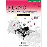 Faber Music Piano Adventures Christmas Book Level 1 - Faber Piano