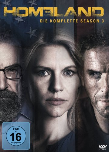 Homeland - Die komplette Season 3 [4 DVDs]