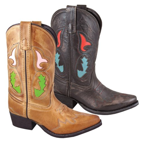 Smoky Mountain Childrens Madera Boots 8.5 Bomber