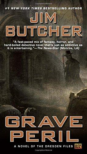 Grave Peril (The Dresden Files)