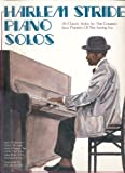 Harlem Stride Piano Solos/F0693