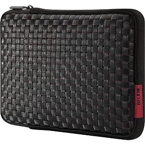 Belkin Merge Sleeve for Tablet 7in (Black/Red)
