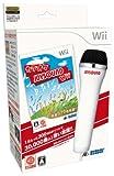 カラオケJOYSOUND Wii 特典 カラオケの素 伸びとツヤとハリの歌声が!「プロボイス 不思議なタブレット」付き