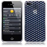 IPHONE 4S / IPHONE 4 TPU GEL SKIN CASE / SKIN / COVER - CLEAR PART OF THE QUBITS ACCESSORIES RANGE