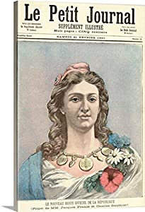 Marianne the new official representation of the french republic - Journal marianne adresse ...