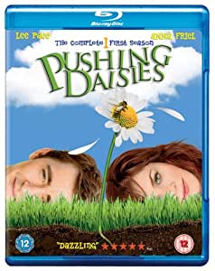 Pushing Daisies - Complete Season 1 [Blu-Ray] [Region Free]