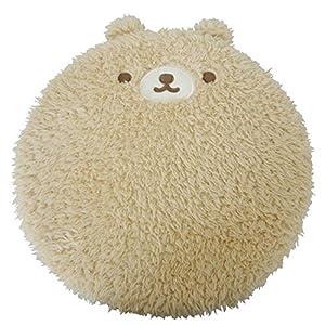 ツイン 熊柄 低反発シートクッション クマ