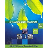 Environmental Economics, Updated Editionby Barry Field