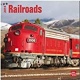 Railroads Calendar (Multilingual Edition)
