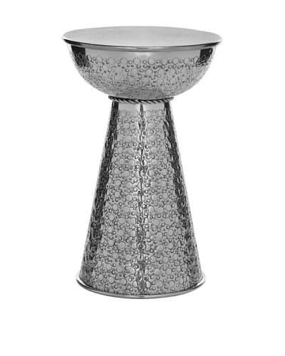 Safavieh Etta Textured Aluminum Stool