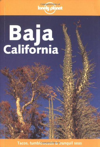 Lonely Planet Baja California (Lonely Planet Baja & Los Cabos)