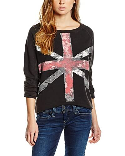 Pepe Jeans London Sudadera Nasic Negro