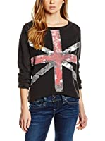Pepe Jeans London Sudadera Nasic (Negro)