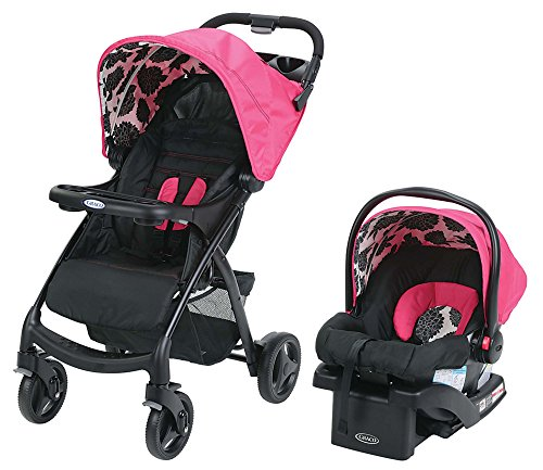 Fantastic Deal! Graco Verb Travel System, Azalea