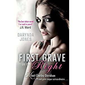 First Grave on the Right (Charley Davidson Series)