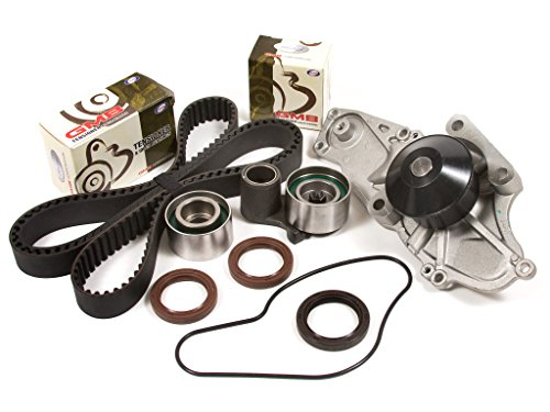 Evergreen TBK286WPT Acura CL TL MDX Honda Accord Odyssey J30A1 J32A J35A Timing Belt Kit Water Pump (Acura Mdx Timing Belt compare prices)
