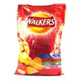 Walkers Variety Crisps 12 Pack 350g