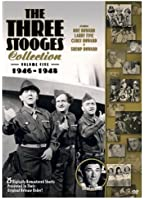 Three Stooges Collection 5: 1946-1948 [Import USA Zone 1]