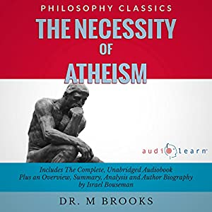 The Necessity of Atheism Audiobook