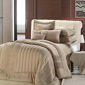 Amazon Com Chic Home Seville 12 Piece Comforter Set