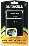 Duracell DR5700D-EU Chargeur de batteries pour Appareil Photo Numérique Nikon EN-EL1, EN-EL2, EN-EL5, EN-EL8, EN-EL10, EN-EL11, EN-EL12