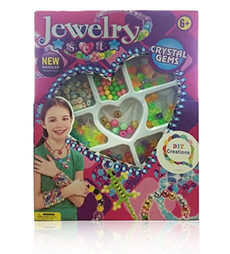 DIY Creations® Bracelet Jewelry Making Kit Make Your Own Bracelet 300PC