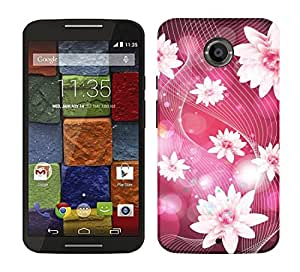 Wow Premium Design Back Cover Case For Motorola Moto X 2nd Generation