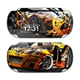 Z33 Light Design Protective Decal Skin Sticker for Sony Playstation PS Vita Handheld