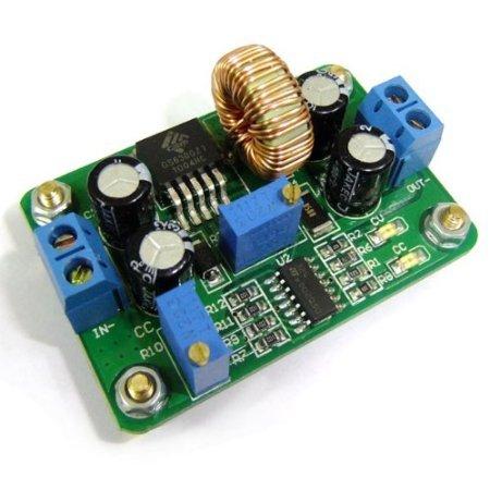 Riorand Dc-Dc Buck Converter 5-30V To1.3-26V Led Driver Constant Voltage/Current Indicator
