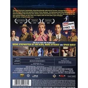 Alien Trespass [Blu-ray] [Import allemand]