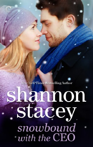 Snowbound with the CEO by Shannon Stacey
